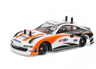 Turnigy TZ4 AWD 1/28 Micro Touring Car V3 Drift Edition