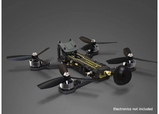 Diatone Tyrant S 215 FPV Racing Drone (ver 2017) (Frame Kit) - Top Back View
