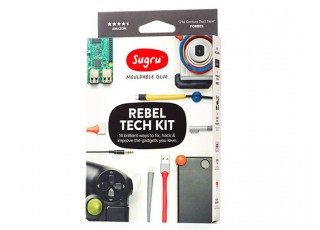 Sugru™ Rebel Tech Kit (4 x 5g)