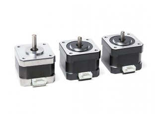 3d-printer-Mini-Fabrikator-V2-stepping-motor