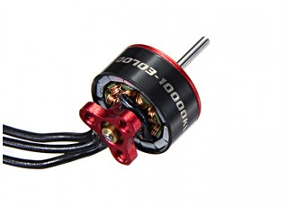 Turnigy D0703-10000KV Brushless Micro-Drone Motor (1.9g) - side