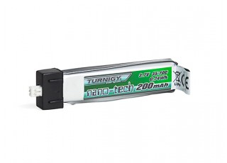 Turnigy nano-tech 200mAh 1S 35~70C LiPoly Battery