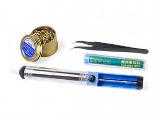Turnigy 947-III Portable Electric Soldering Iron Set (UK plug) - tools