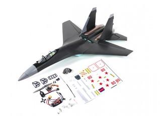 "SU-35 MkII Fighter Jet 735mm (29"") EPO (PnP) - kits"
