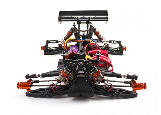 BSR Berserker 1/8 Electric Truggy Updated (ARR) - rear drive