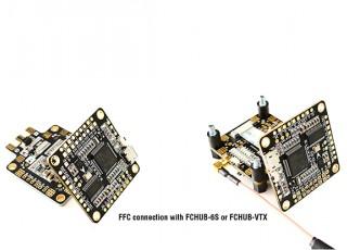Matek Systems F722-STD Flight Controller w/ OSD and Barometer (build)