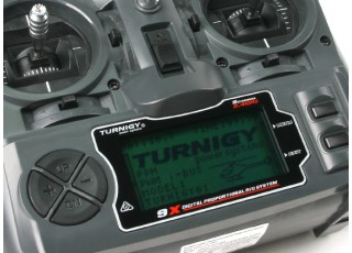 Turnigy 9X 9Ch Transmitter (Mode 1) (AFHDS 2A system) - screen
