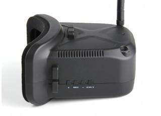 FPV Micro Box FPV Goggles - buttons