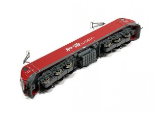 HXD1D Electric Locomotive HO Scale (DCC Equipped) No.3 6