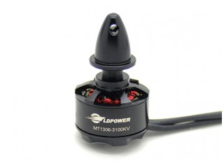 SCRATCH/DENT - LDPOWER MT1306-3100KV Brushless Multicopter Motor (CCW)