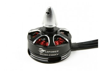 SCRATCH/DENT - LDPOWER MT2204-2300KV Brushless Multicopter Motor (CW)