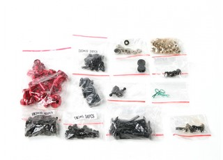 SCRATCH/DENT - Sky-Hero Little Six - Spare Part - Fasteners