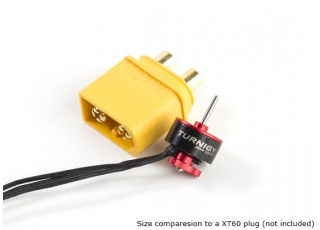 Turnigy D0703-10000KV Brushless Micro-Drone Motor (1.9g) - size