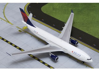 Gemini Jets Delta AIr Lines Airbus A330-200 N860NW 1:200 Diecast Model G2DAL332