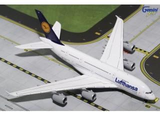 Geminijets Lufthansa Airbus A380-800 D-AIMC 1:400 Diecast Model GJDLH1632