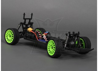 1/16 Brushless 4WD Mini Rally Car Top Off