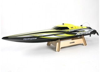 HydroPro Inception Deep Vee Racing Boat w/ stand