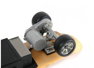 Long Board Style Electric Skateboard Wheels