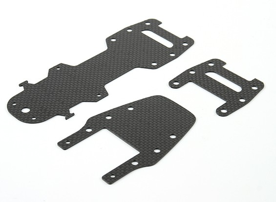 SCRATCH/DENT - Sky Hero Anakin Club Racer - Spare Part - Frame Set