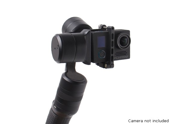 MPN GG2 3-Axis Handheld Stabilizing Gimbal for GoPro