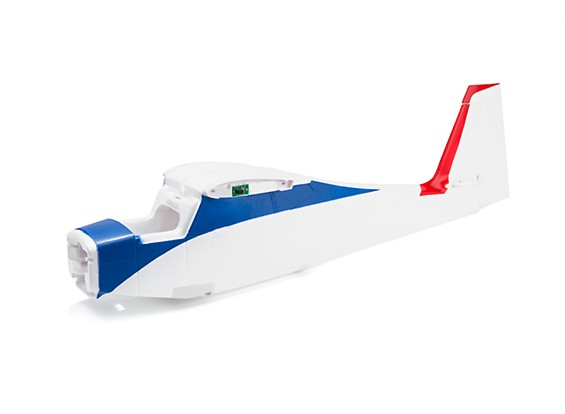 Durafly® ™ Tundra - Fuselage Set (Blue/Red)