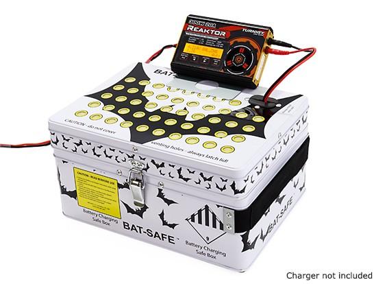 Bat-Safe LiPo Battery Charging Safe Box