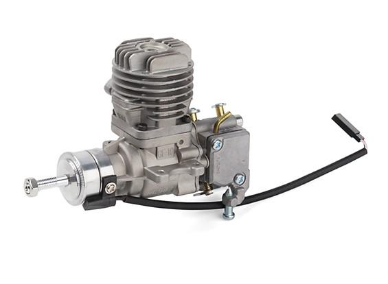 RCGF 10CC MKII 2-Stroke Single Cylinder Gas Engine w/CD-Ignition 1.9HP@12000RPM