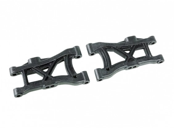 Turnigy TD10 V2 Touring Car - Rear Suspension Arm (1 Set) SAK-X01