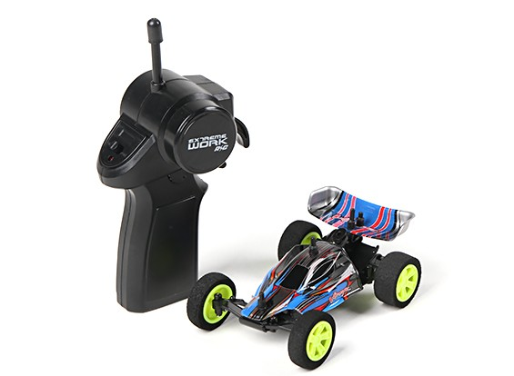 Velocis Viper 1/32 2WD Buggy (RTR) (Blue)