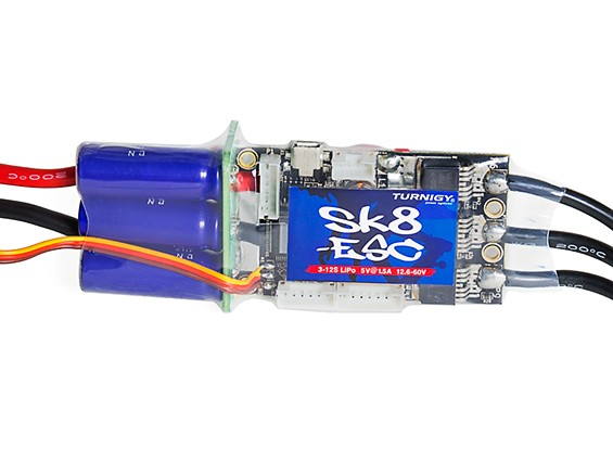 Turnigy SK8-ESC For Electric Skateboard Conversion (w/BEC)