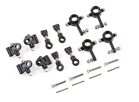 Mini-Q Slash Upper Control Arm Set
