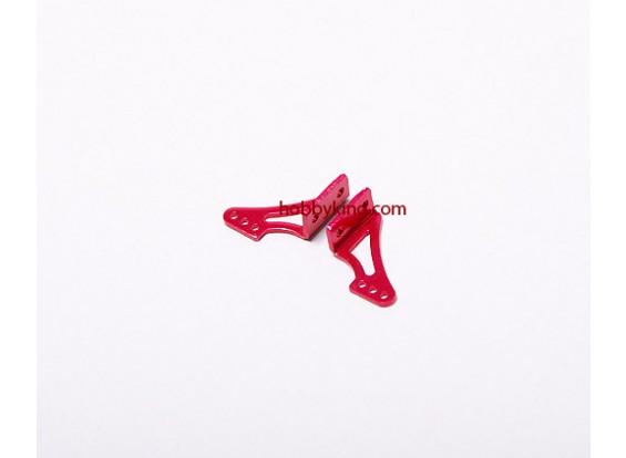 Alloy Corno L13.5 x H14mm (1 par)