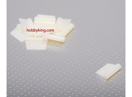 Unilateral dobradiça 5x3x20 (10pcs / set)