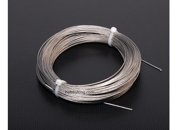 0,8 milímetros de alta fio de aço de tração (1 Mtr)