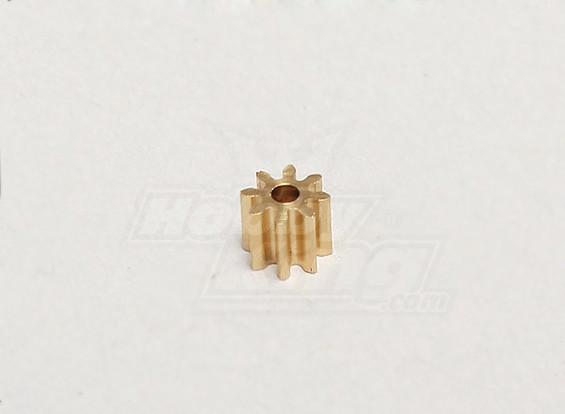 mCPX M0.3 pinhão 1,0 milímetros T8
