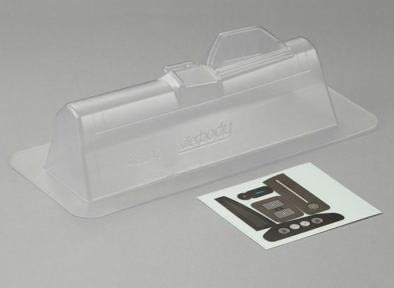 MatrixLine policarbonato Dashboard (RH) para 1/10 Corpos Touring