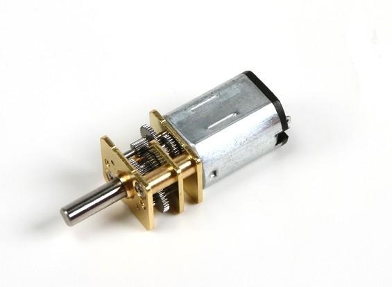 Escovado Motor 15 milímetros 6V 20000KV w / 150: 1 Rácio Gearbox