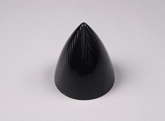 Fibra de Carbono prop Spinner 127 milímetros / 5 polegadas de diâmetro