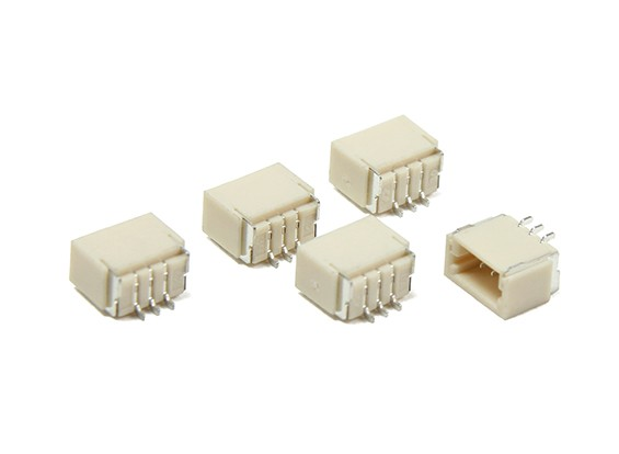JST-SH 3Pin soquete (Surface Mount) (5pcs)