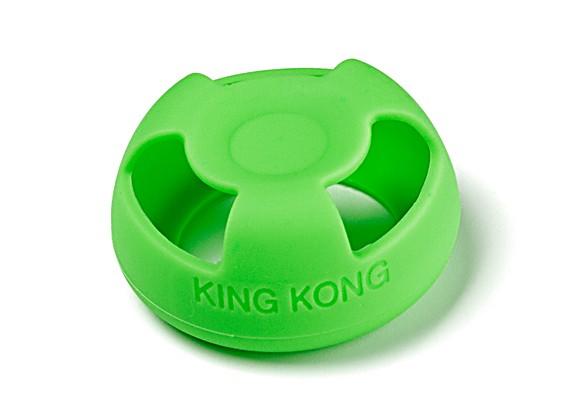 Kingkong Mushroom Antena Jacket Proteção (versão Fatshark) (verde)