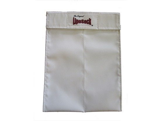 Os retardador Liposack Original Fire Bag 457 x 330 mm 4 compartimentos (Armazém AR)
