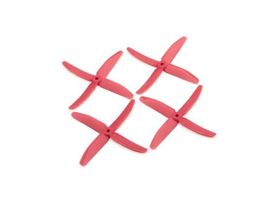 "Dalprops ""Indestructible"" PC 5040 4-Blade Props Pink (CW / CCW) (2 pares)"