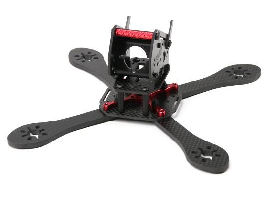 GEP-ZX5 Kit 190 milímetros Corrida Quadro