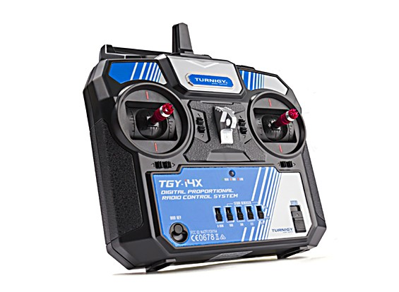 FS-I4X 4CH Modo de rádio 1