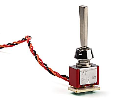 interruptor de posição de 3 vias para FS-i4X (long atuador)