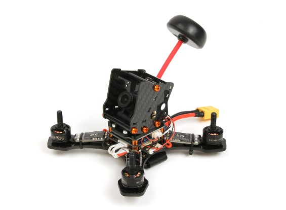Diatone Crusader 130 Minitype Corrida Drone (P & P)