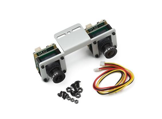 Sistema de câmera CCD Sony 3D