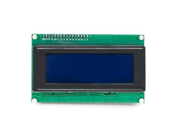 IIC / I2C / TWI Serial Module LCD 2004 20x4 Para Kingduino UNO MEGA R3