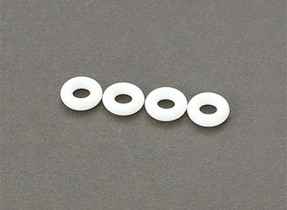 ARC R11 1/10 Electric Car Touring - 3x2mm O-Ring (suave) (4pcs)
