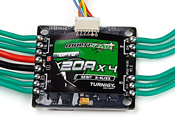 ARM 4 IN 1 20A